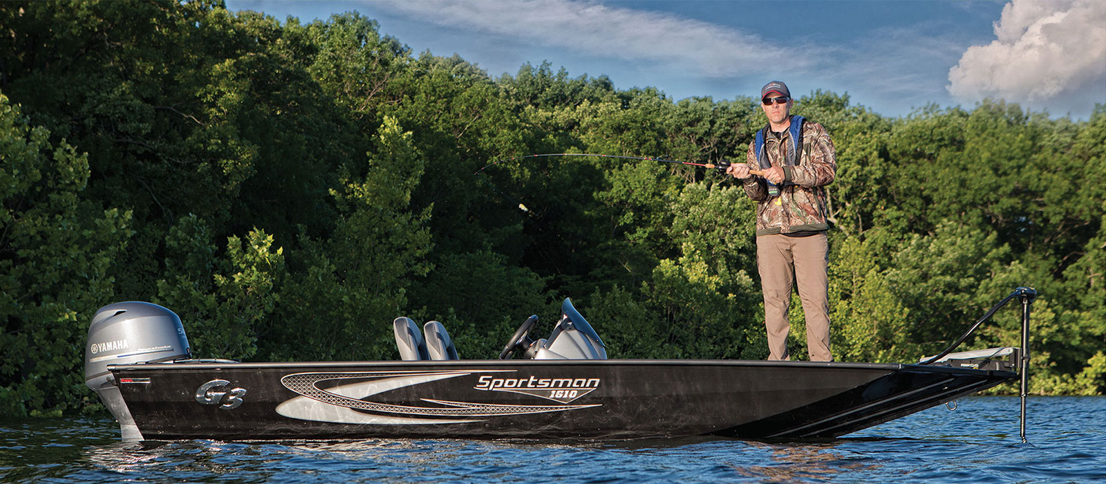 Sportsman Series G3 Boats