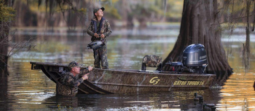 Gator Tough Package Jon Series G3 Boats
