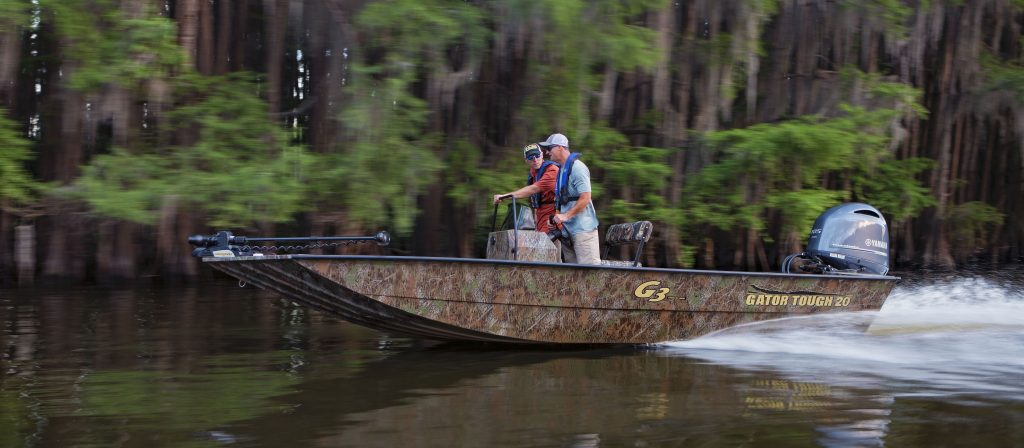 Gator Tough Tunnel Jon Boats