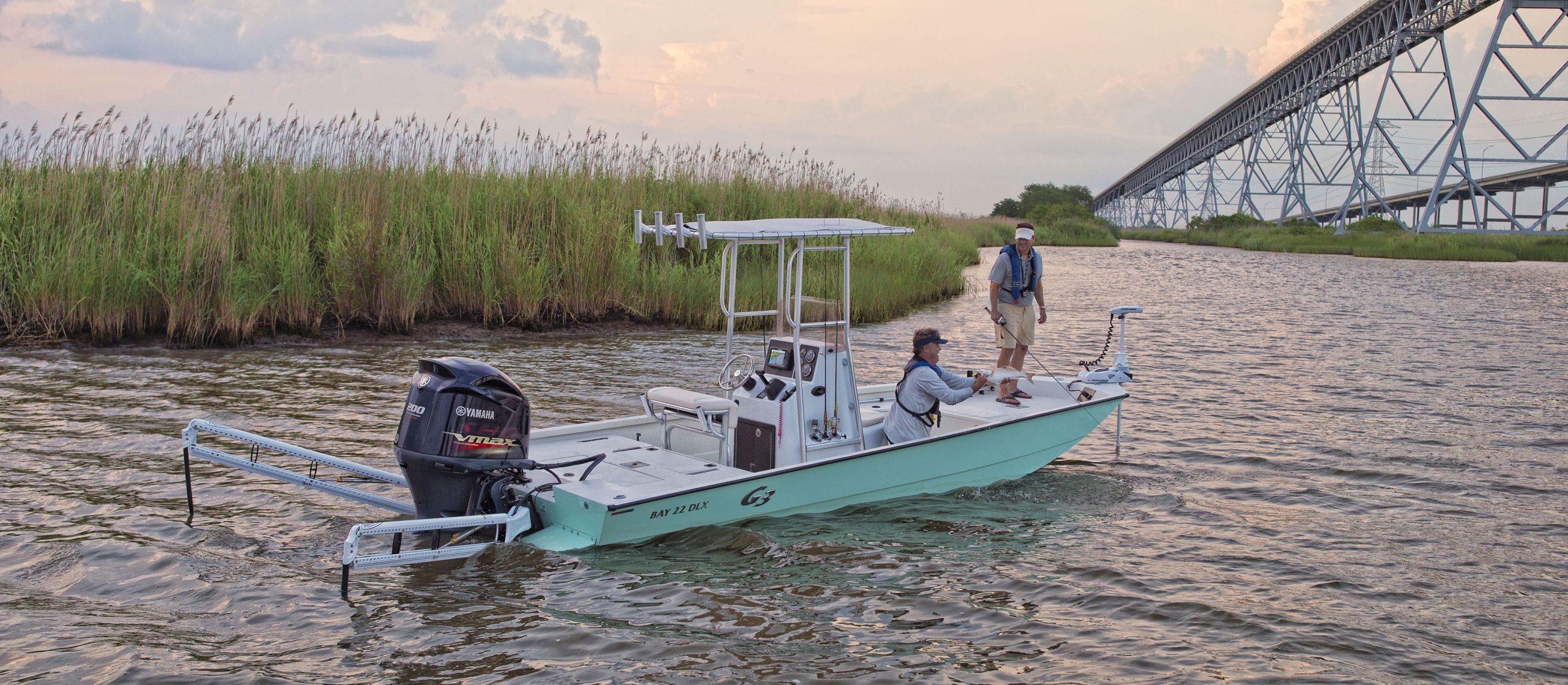 Bay Series G3 Boat