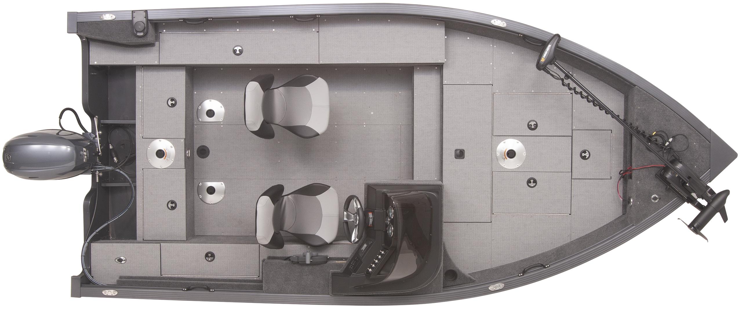 Angler V16 C OVH Closed