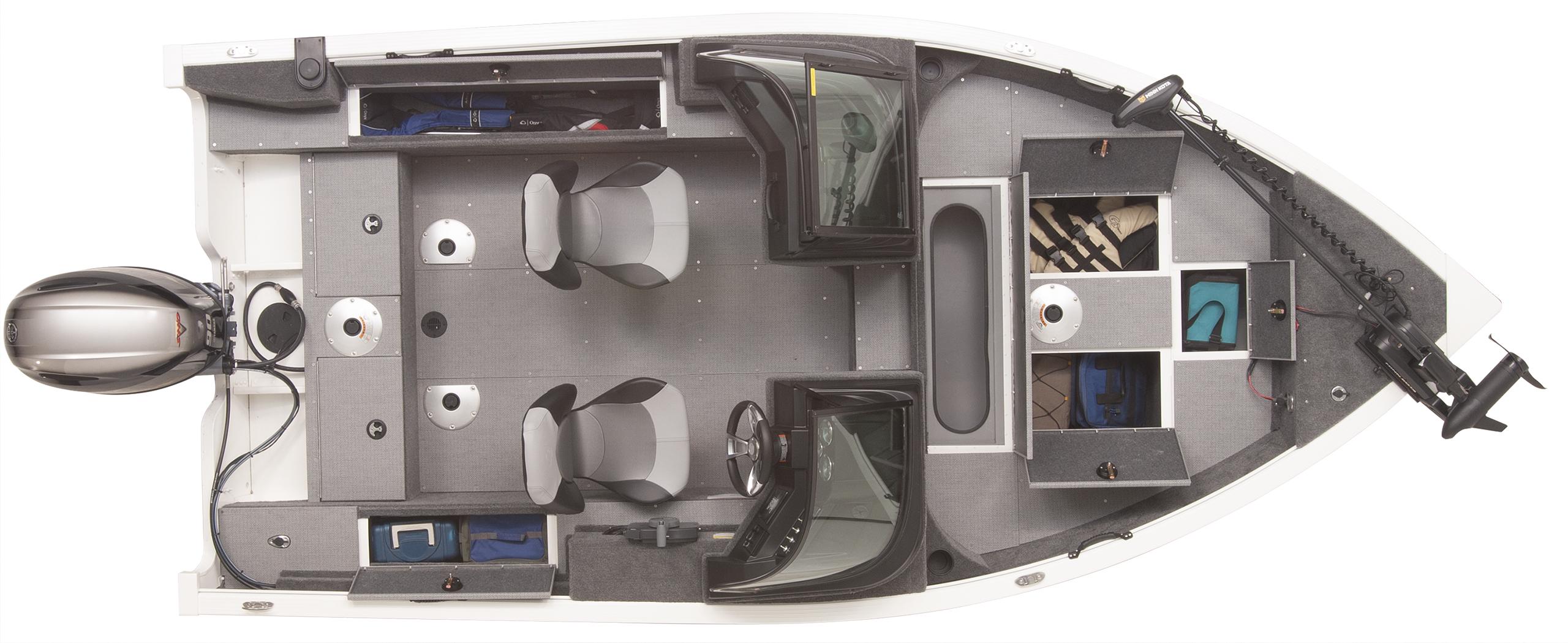 Angler V16 F OVH open
