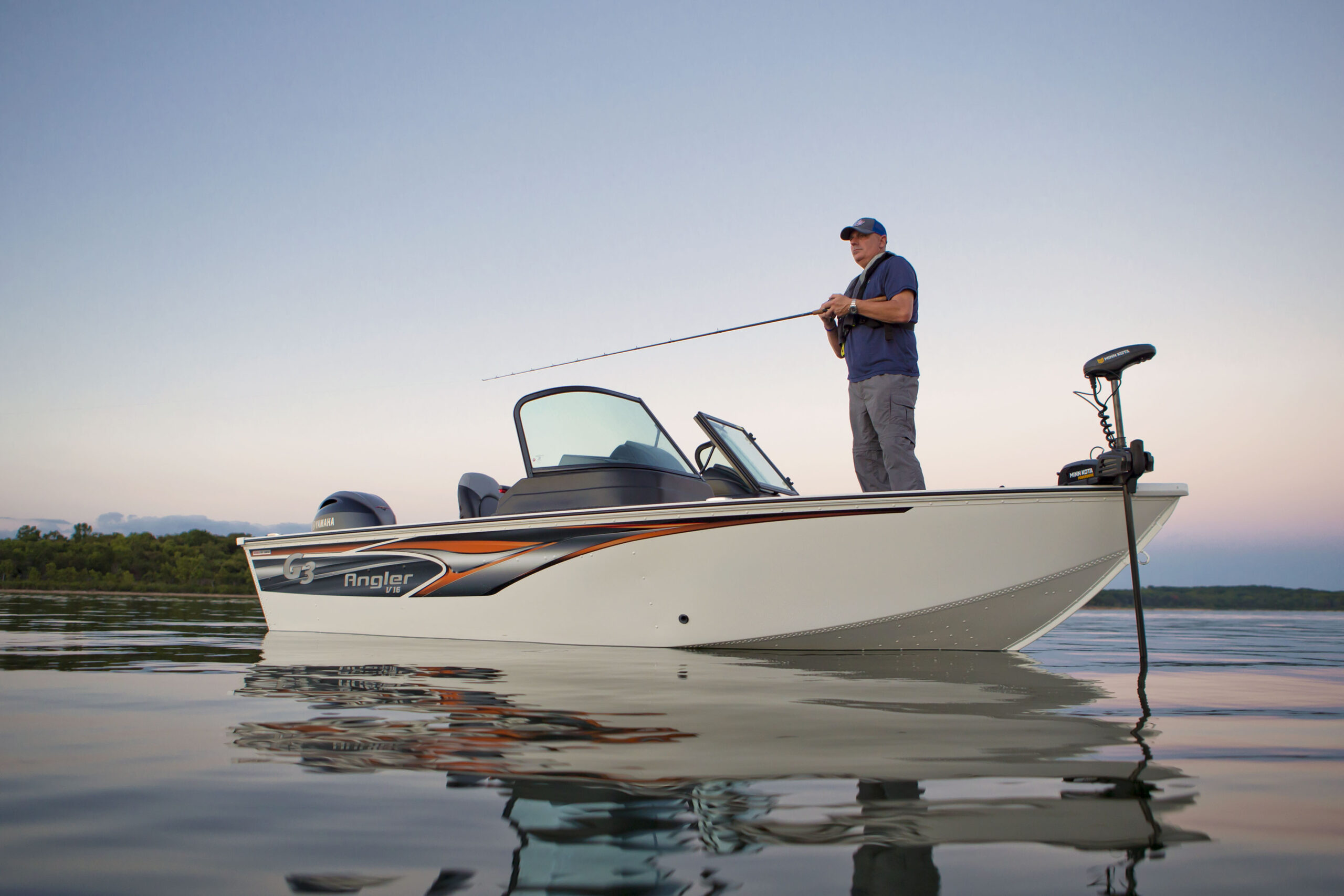 Angler V16 F Fishing