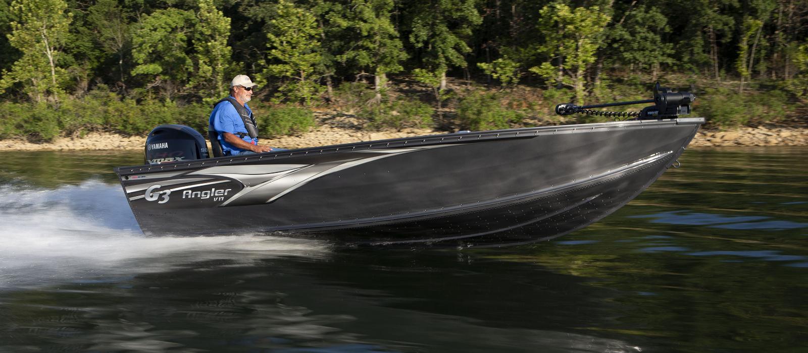 Angler V17 T Running