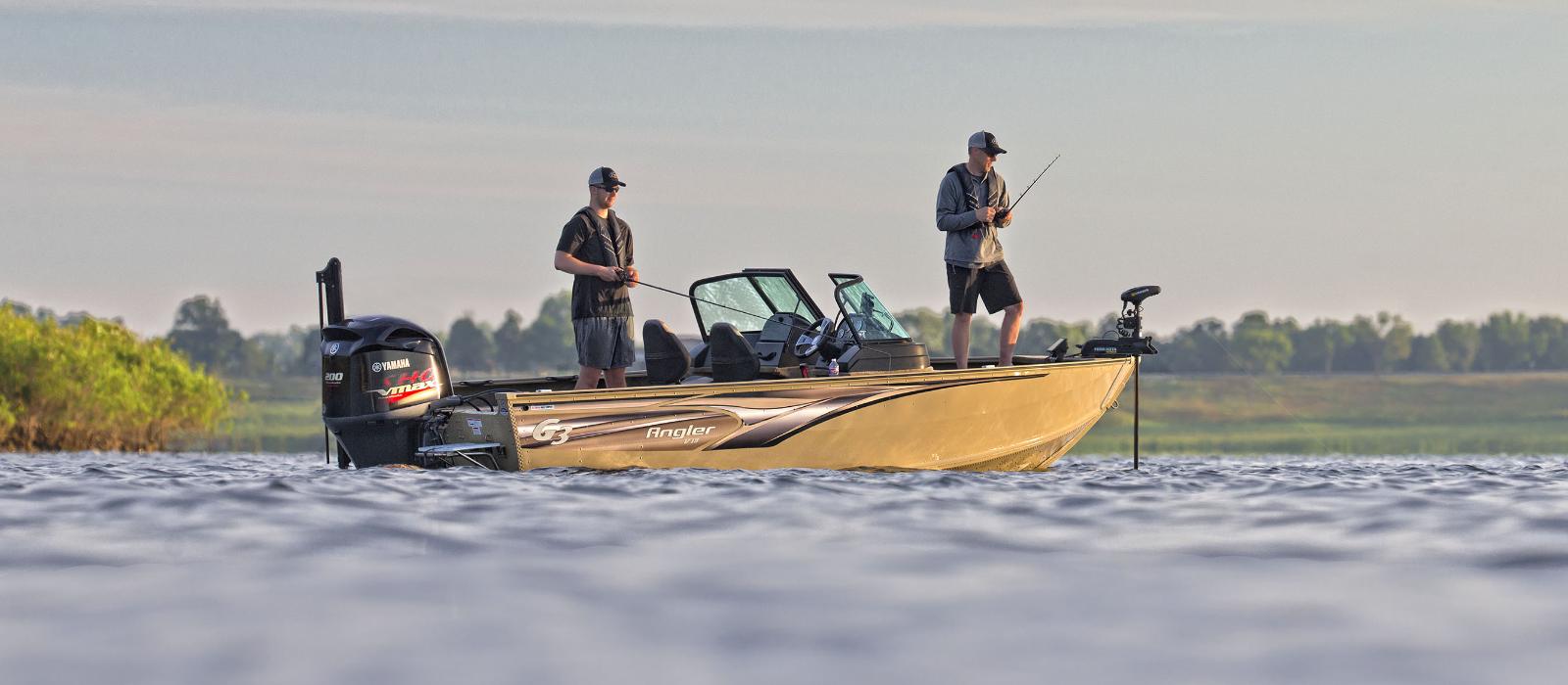 Angler V19 SF Fishing